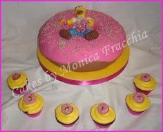 TORTA DECORADA DE HOMERO SIMPSON | TORTAS CAKES BY MONICA FRACCHIA