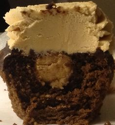 The new peanut butter cup with a Buckeye in the middle for more PB! I present The Buckeye!