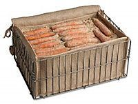 Some food storage and root cellaring tips
