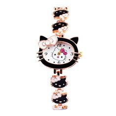Hello Kitty Bracelet Watch – uShopnow store