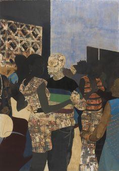 Nascida na Nigéria em 1983 (e morando nos Estados Unidos desde 1999), a artista Njideka Akunyili tem surpreendido o mundo com seu talento. No Art Basel do ano passado, cinco de suas obras esgotaram-se em apenas meia hora. Além disso,… Continue Reading →