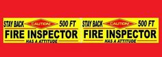 fire inspector facebook cover