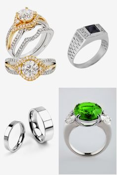 Awesome Affordable Jewelry Tips And Hints You Need To Know Affordable Jewelry, Gemstone Rings, Wedding Rings, Engagement Rings, Gemstones, Awesome, Tips, Enagement Rings, Gems
