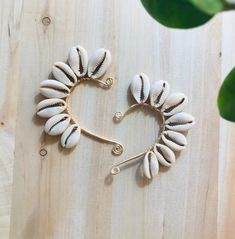 Excited to share this item from my shop: Cowrie Shell Jewelry, Cowrie Shell Earrings, Cowrie shell Ear Cuffs, African Jewelry, Beach Jewelry- Bohemian jewelry- Bohostyle earrings Seashell Jewelry, Beach Jewelry, Bohemian Jewelry, Diy Jewelry, Jewelry Accessories, Jewlery, Diy African Jewelry, Fashion Jewelry, Silver Jewelry