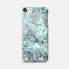 Teal Onyx Marble - New Standard Pastel Case