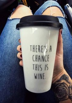 There's a chance this is wine cup Rose Tattoos On Wrist, Wrist Tattoo, Wine O Clock, Gift For Lover, Wine Lover Gifts, Wine Gifts, Girly Things, Lovely Things, Funny Things