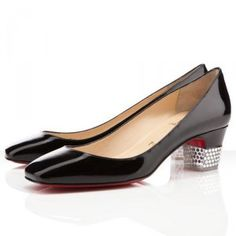 93204b495dc0f A pair of elegantly customized Christian Louboutin Shoes presents here