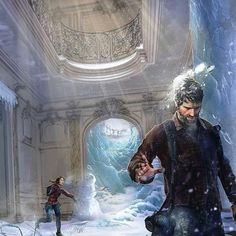 The last of us The Last Of Us2, Last Of Us Remastered, The Evil Within, Merry Christmas Everyone, Great Videos, Video Game Art, Best Games, Concept Art, Game Concept