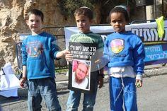 Israelenses fazem protesto frente ao gabinete de Netanyahu exigindo mais segurança
