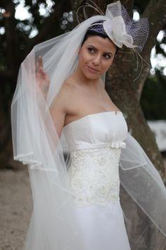 Abito da sposa firmato Cinzia Ferri