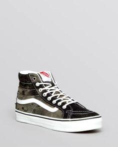 Vans Unisex Sk-8 Hi Slim Studded Sneakers