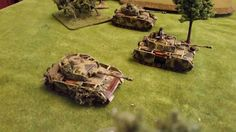 Plastic Soldier Company Panzer IV 20mm