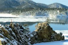Pactola Lake Black Hills SD