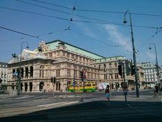 Opera viena Louvre, Street View, Building, Travel, Voyage, Viajes, Buildings, Destinations, Traveling