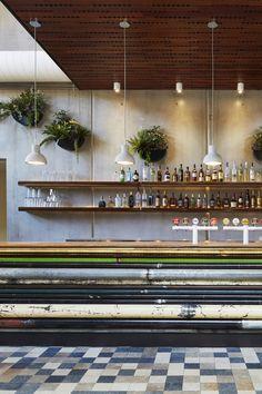 Technē Architecture + Interior Design - Project - Prahran Hotel Source:archello.com