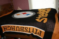 Twitter / ChristyCrochet: #Pittsburgh #Steelers #crochet ...