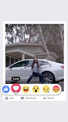 See Chevy's Reaction to Facebook's New Reaction Buttons -- Timing is everything when capitalizing on pop culture. See how Chevy seized a timely moment by featuring Facebook's Reaction buttons in its commercial.