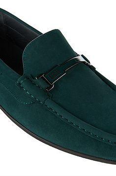 Mocasines de piel: 'Flanac' Loafer Shoes, Loafers Men, Indian Men Fashion, Bow Sandals, Mens Slippers, Men S Shoes, Formal Shoes, Mens Clothing Styles, Shoe Collection