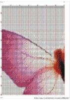 "Gallery.ru / celita - Альбом ""*****BORBOLETAS*****"" Butterfly Cross Stitch, Charts, Butterflies, Crossstitch, Dots, Butterfly, Bowties, Graphics"