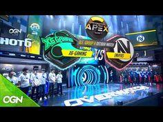 awesome   8강 A조 최종전 X6-Gaming  vs . EnVyUs (2/2) 오버워치 HOT6 APEX 시즌3