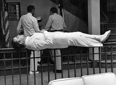 MARLON BRANDO BETWEEN TAKES - Planking origins!!
