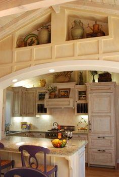 Carmel Cottage Kitchen - traditional - kitchen - san francisco - Walden Design Group - Cynthia Walden
