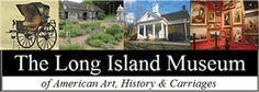 This museum pass is only available for Mastics-Moriches-Shirley Community Library Members. The Long Island Museum is dedicated to inspiring people of all ages with an understanding and enjoyment of American art, history, and carriages. The museum's permanent collection numbers over 40,000 items dating from the late 1700s to the present. This pass allows for two adults and all children eighteen and under.