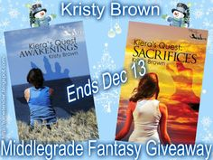 Tome Tender: The Winners of Kristy Brown's Kiera's Quest Giveaw...