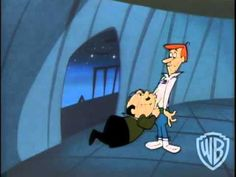 THE JETSONS - Adultery in cartoon 1 - YouTube