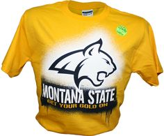 GLOW IN THE DARK, Get Your Gold On, Montana State Bobcats | MSU Bookstore