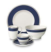 #OceanBlue dinnerware   Anmut My Colour