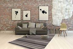 DIY Paintings   Teppich Fußbodenteppich Modern Design Kilim 791 Grau 160cmx230cm A101702