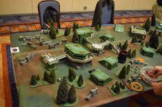Brian Carlson Miniatures: Awesome Infinity Terrain