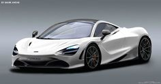 New McLaren P14 Aka 720S To Be Shown To Prospective Buyers In NY And LA Next Month