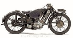 Could this have been an IOM TT racer in its day? It's labeled as a 1929 Tt Ex-Works Scotts