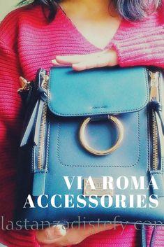 Via Roma Accessories, le borse fashion al prezzo giusto  #accessorimoda #borsadonna #viaromaaccessories