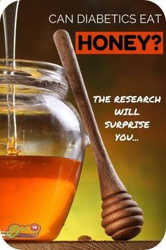 Studies show that honey can be beneficial for our health, particularly metabolic health. But honey is essentially sugar, so can #diabetics eat honey? Find out at www.dietvsdisease...