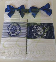 Kit toalhas de lavabo