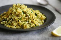 ליה שומרון פינדר | בישול בריא | מתכונים בריאים | מג'דרה מאורז מלא ומש