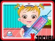Baby Hazel, Online Gratis, Princess Peach, Dots, Games, Fictional Characters, Big, Free, Stitches