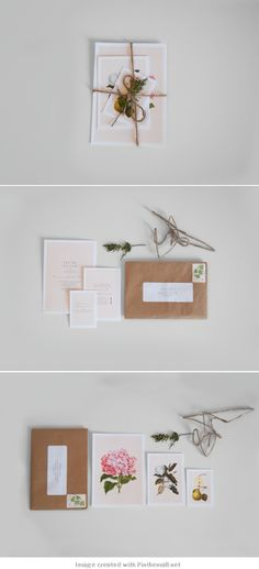 Wedding websites are cool- but the fell of paper in your hands is way more powerful to me
