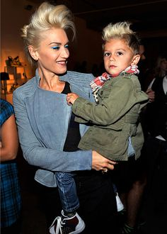 Two of a Kind... Gwen and Kingston