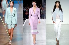 The Most Wearable Spring/Summer 2014 Fashion Trends   #pastel