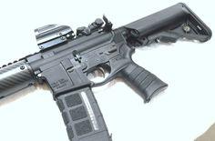 Sopmod AR-15 Darter Buttstock Mil-Spec W/ Complete Buffer kit
