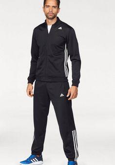 adidas Performance Trainingsanzug Sports Tracksuits, Social Status, Adidas Performance, Formal Evening Dresses, Sport Wear, Essentials, Winter Collection, Logos, Mens Fitness
