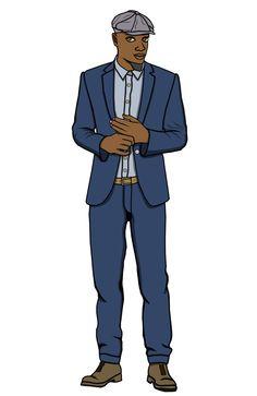 Melvin Wilson III (Mr. Toonism)