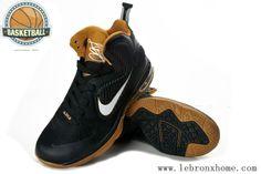 Nike Lebron 9 Black Gold 469764 008 f0304ddd5401