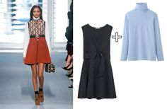 9 Styling Tricks to Steal From the Fall 2014 Runways