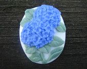 Gorgeous Hydrangea soap by Bloom Decorative Soaps