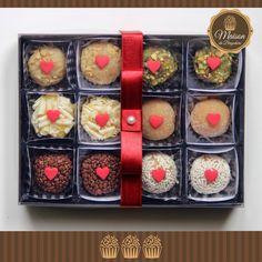 Dia dos Namorados-20 brigadeiros gourmet